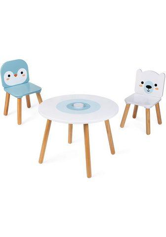Janod Žaislinis baldų komplektas »Arktis«
