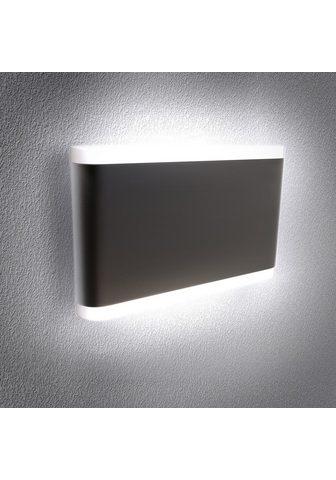 B.K.Licht LED Außen-Wandleuchte LED lauko žibint...