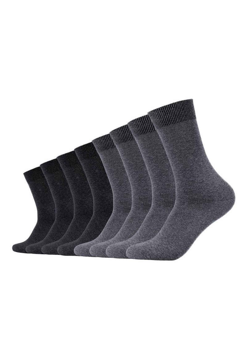 s.Oliver Socken (8-Paar) Basic 8er Pack