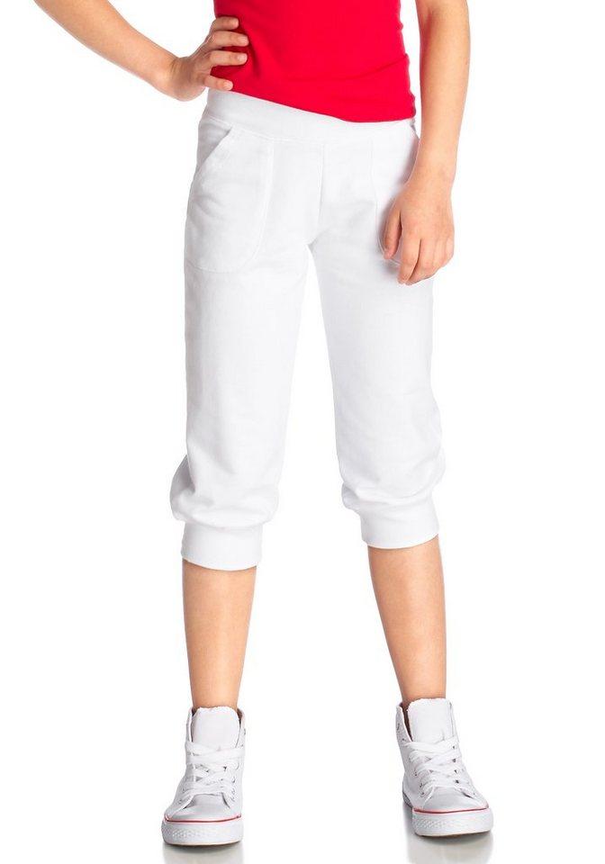 CFL Sweatpumphose, für Mädchen in Weiß