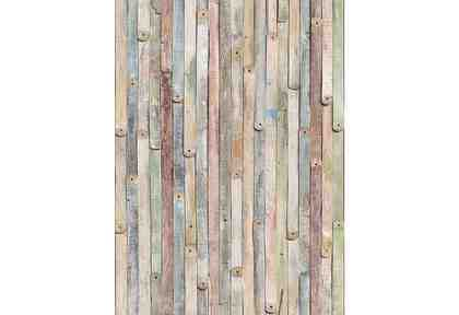 Fototapete, Komar, »Vintage Wood«, 184/254 cm