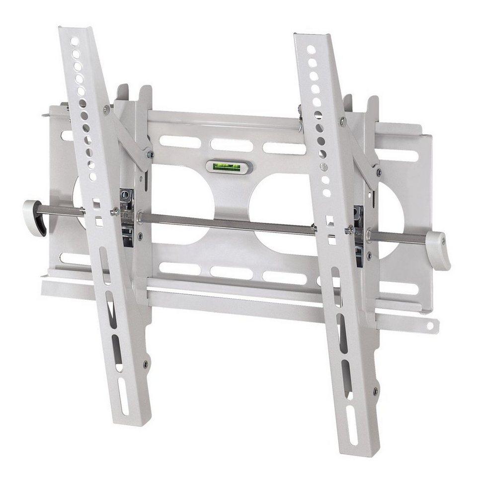 Hama TV Wandhalter neigbar VESA 600x400 bis 142 cm (56 Zoll) »102 cm (40), 140 cm (55) LED« in Weiß