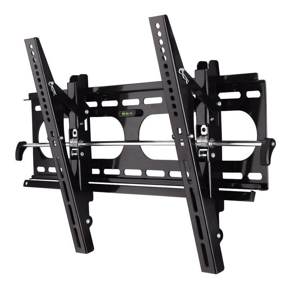 hama tv wandhalter neigbar vesa 600x400 bis 142 cm 56. Black Bedroom Furniture Sets. Home Design Ideas