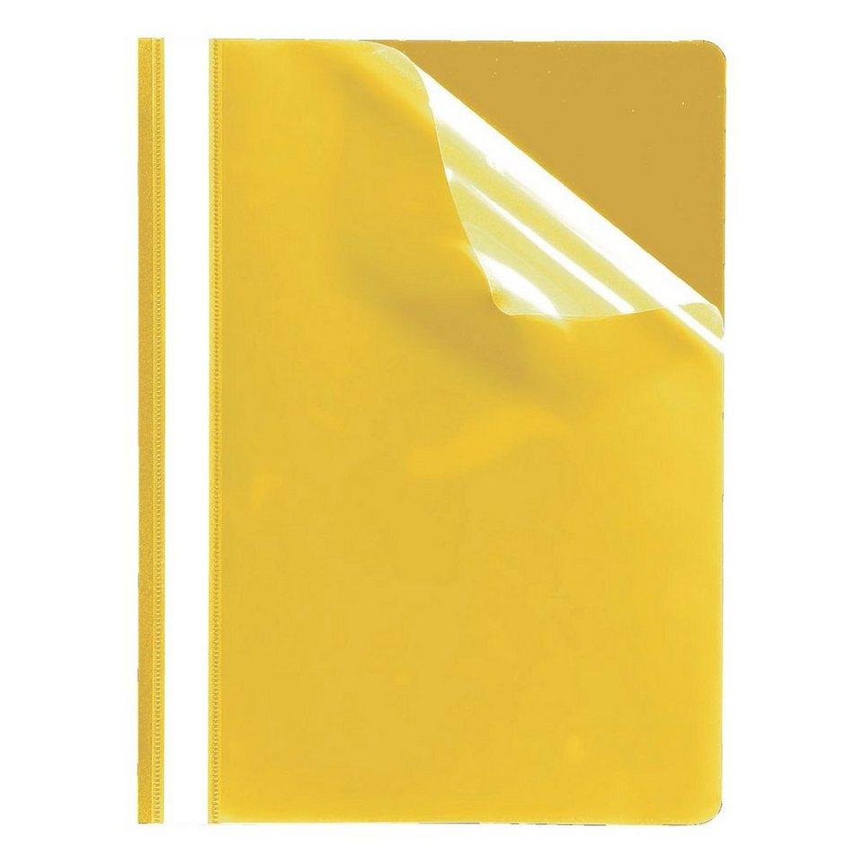 OTTO Office Premium Schnellhefter in gelb