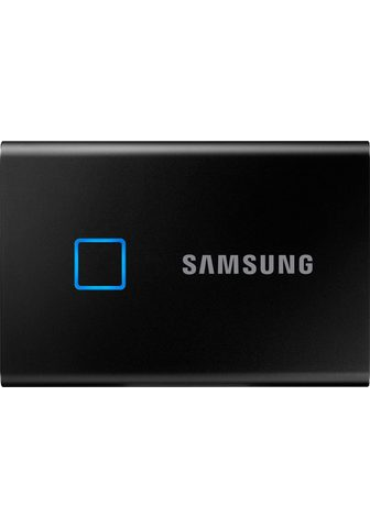 Samsung »Portable SSD T7 Touch 1TB« externe SS...