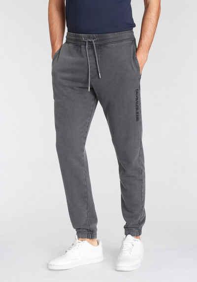 Calvin Klein Jeans Sweathose »ACID WASH HWK PANT«