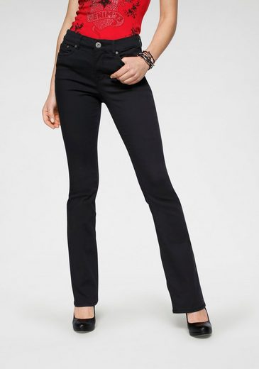 Arizona Bootcut-Jeans »Shaping« High Waist