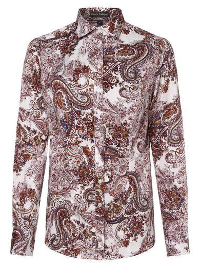 Franco Callegari Klassische Bluse
