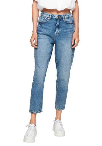 Q/S by s.Oliver Tapered-fit-Jeans im klassischen 5-Pocket-Style