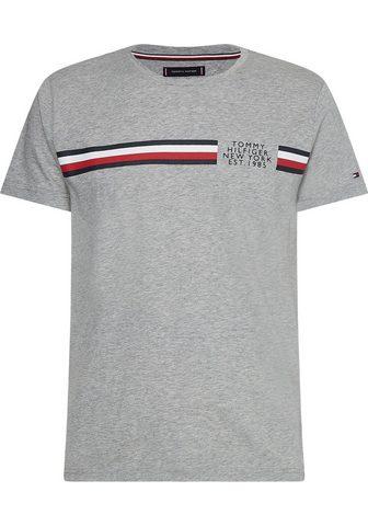 Tommy Hilfiger Marškinėliai »CORP SPLIT TEE«