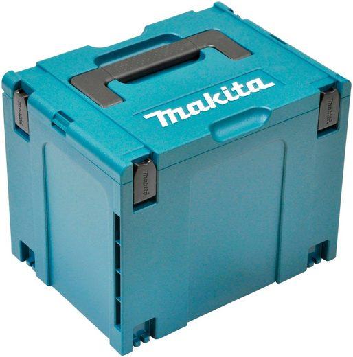Makita Werkzeugkoffer »MAKPAC Gr. 4 821552-6«, unbefüllt, BxHxT: 29,5x32x39,5 cm