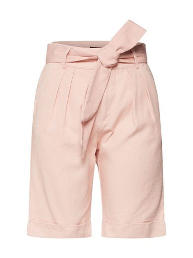 Missguided Bermudas »Belted Turn Up Co ord Short Pink«