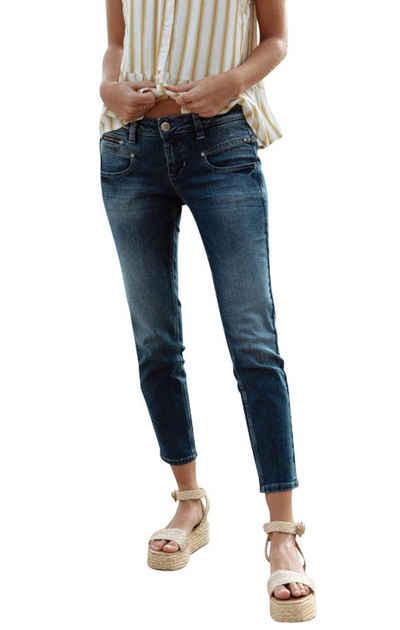 Freeman T. Porter 7/8-Jeans »Alexa Cropped Sdm madera«