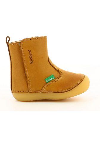 Kickers »So Cool« žieminiai batai su Logo-Präg...