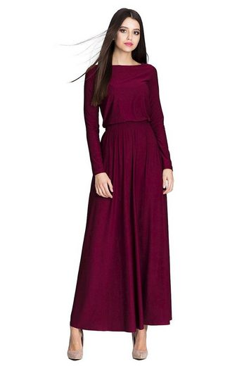 FIGL Jerseykleid in klassischem Design