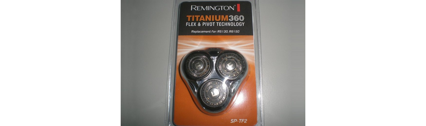 Remington Scherköpfe Titanium SP-TF2
