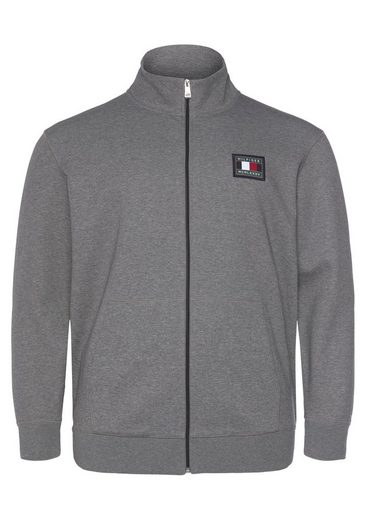 Tommy Hilfiger Big & Tall Sweatjacke »BT-ICON ESSENTIALS ZIP THROUGH-B«