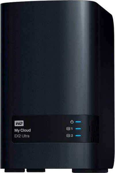 WD My Cloud EX2 Ultra 28TB NAS-Server