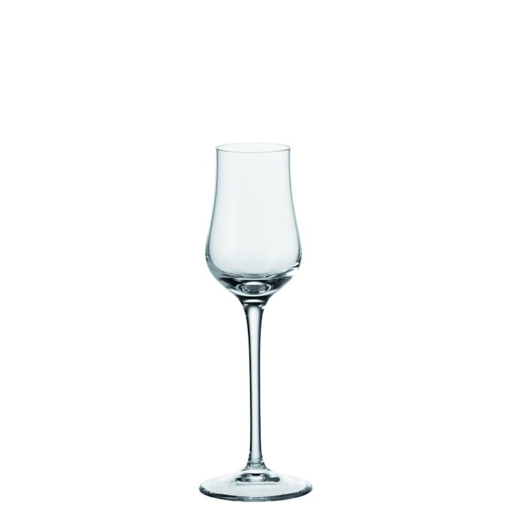 Leonardo Grappa Glas Ciao+ in Transparent