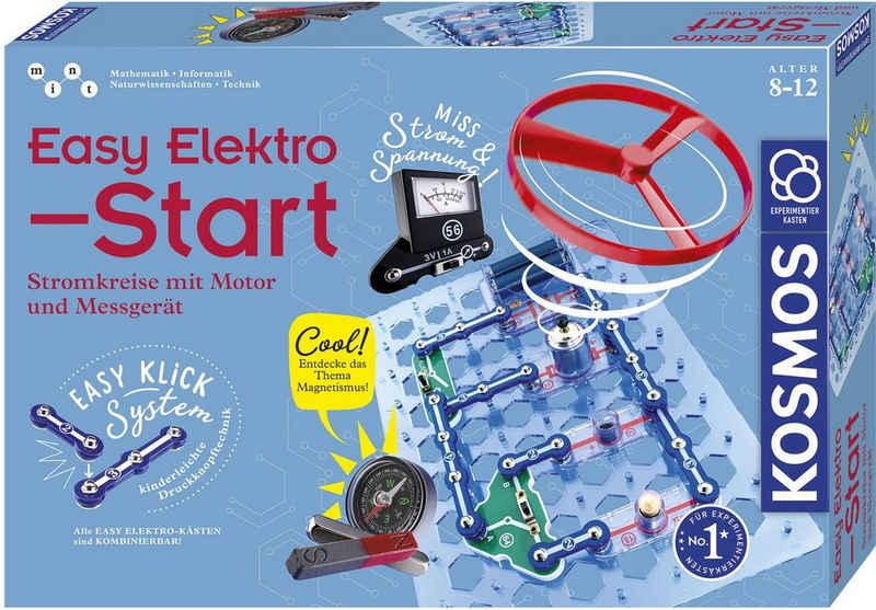 Kosmos Experimentierkasten »Easy Elektro - Start«