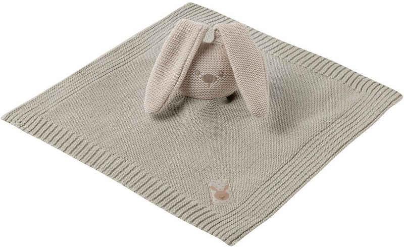 Nattou Schnuffeltuch »Kuscheltuch Hase, beige«