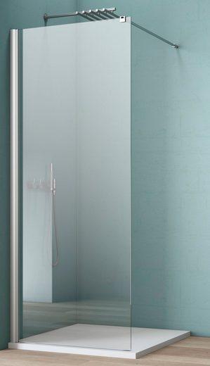 MAW Walk-In Dusche »AW001«, Breite 80 cm