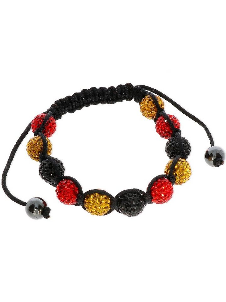 adelia´s -  Armband »Strass Stein Armband - Keramik«