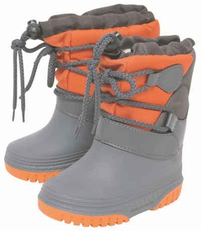 dynamic24 Winterstiefel Kleinkinder Schneestiefel Gr. 21-28 Winter Stiefel Boots Snowboots Schnee Schuhe