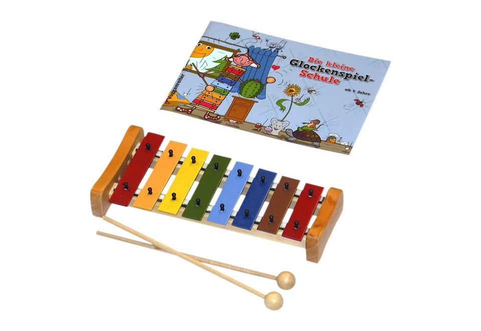 Set: Glockenspiel, Voggenreiter in natur