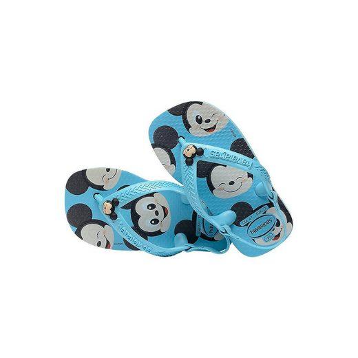 Havaianas »Disney Mickey Mouse & friends Baby Zehentrenner« Zehentrenner