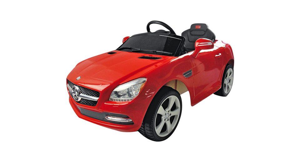 JAMARA, Elektrofahrzeug für Kinder, »JAMARA KIDS Mercedes Benz SL«, rot