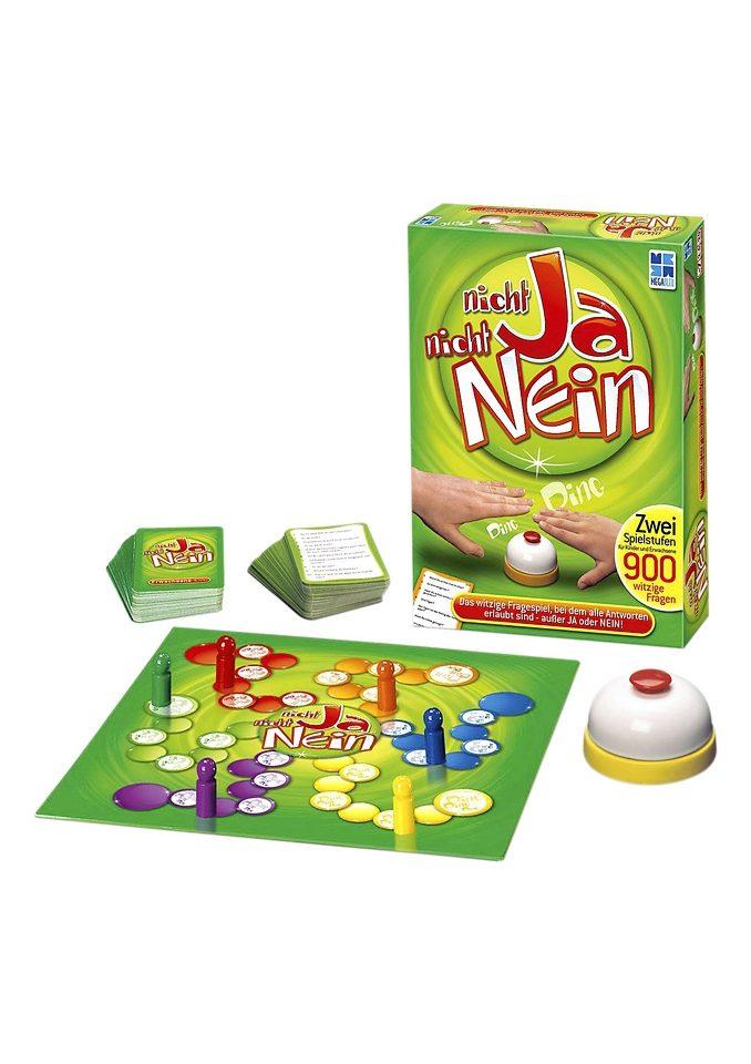 Gesellschaftsspiel, Megableu, »Nicht Ja, nicht Nein«