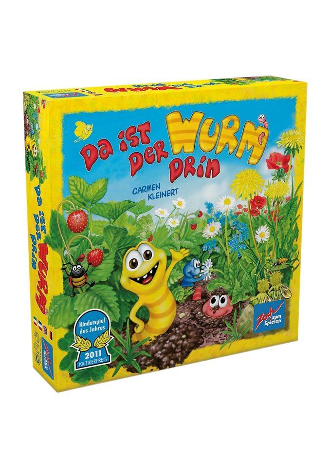 Zoch Kinderspiel »Da ist der Wurm drin«