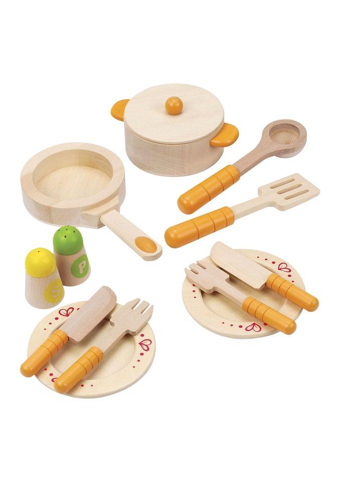 Hape Zubehör für die Kinderküche »Starter-Set Gourmet«