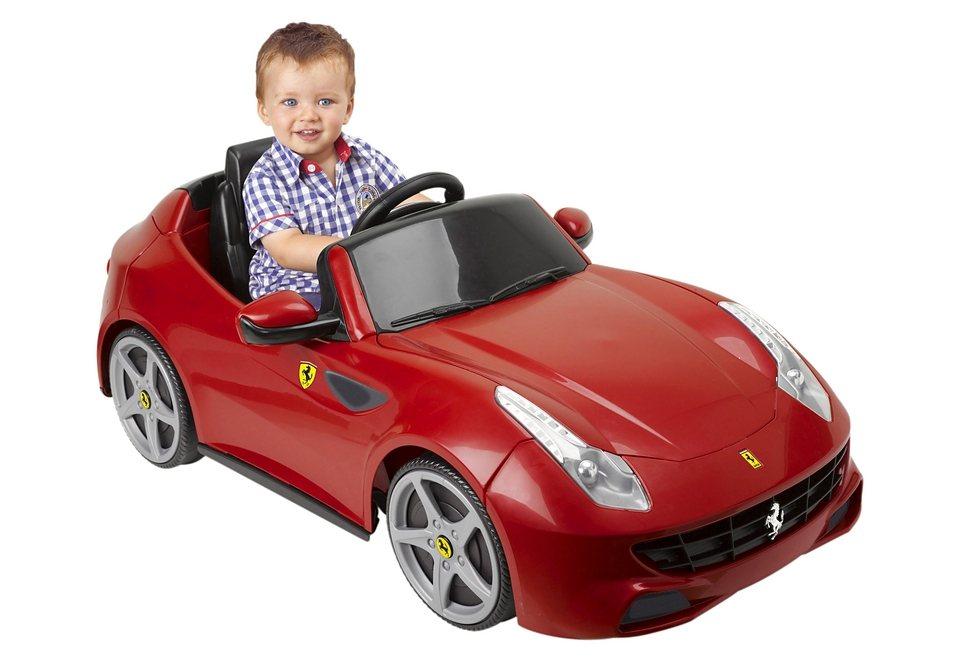 Elektrofahrzeug, Feber, »FF Ferrari« in rot