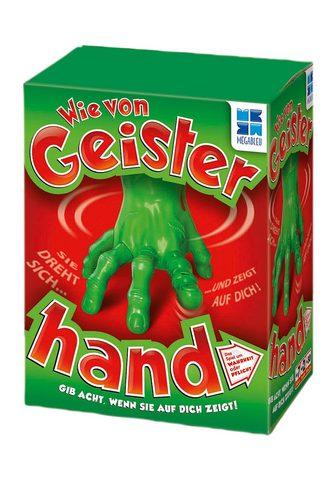 """Spiel """"Wie von Geisterhand"""""""