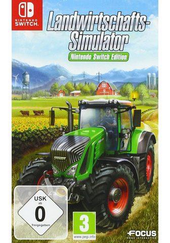 Focus Landwirtschafts-Simulator Nintendo Swi...