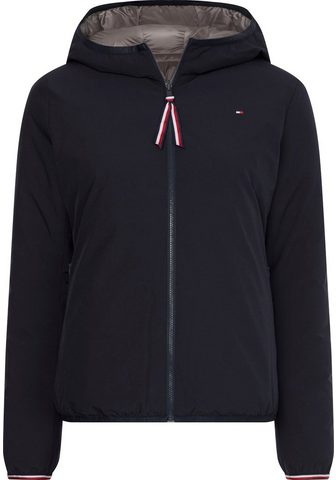 Tommy Hilfiger Curve Outdoorjacke »CRV TH ESS REVERSIBLE PA...