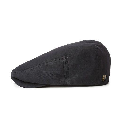 Brixton Schiebermütze »Snap Cap Hooligan Lightweight - black«