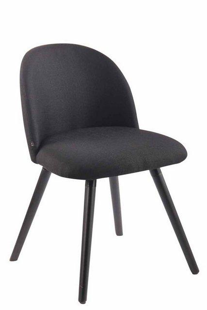 Stühle und Bänke - CLP Esszimmerstuhl »Nelson Stoff« mit Buchenholzgestell  - Onlineshop OTTO