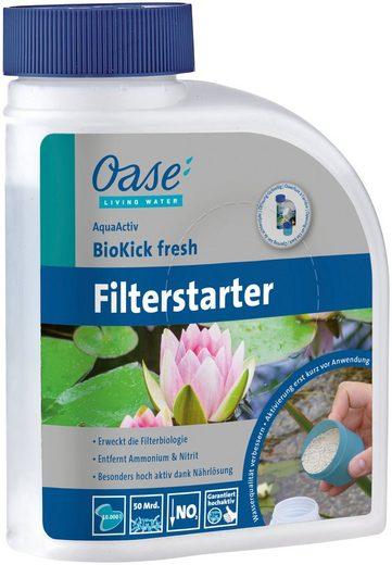 OASE Filterstarter »AquaActiv BioKick fresh«, 500 ml