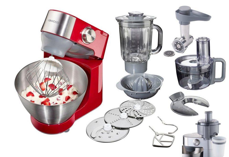 Rezepte für kenwood küchenmaschine  Küchenmaschine & Teigknetmaschine » Auch mit Kochfunktion | OTTO