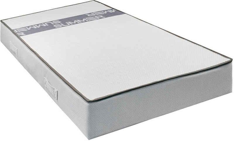 Taschenfederkernmatratze »Smartsleep 6000«, Breckle, 23 cm hoch, Perfekte Anpassung und angenehme Stützkraft - Ideal für Schwitzer ! von Stiftung Warentest mit »GUT (2,4)« bewertet.*