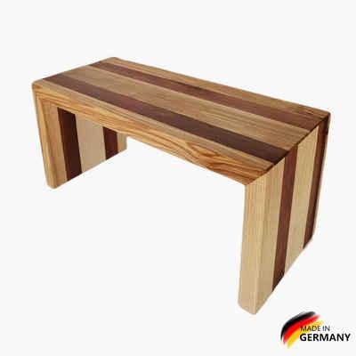 Madera Spielzeuge Hockerbank »Zebra Fussbank 23«