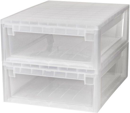 Kreher Aufbewahrungsbox (Set, 2 Stück)