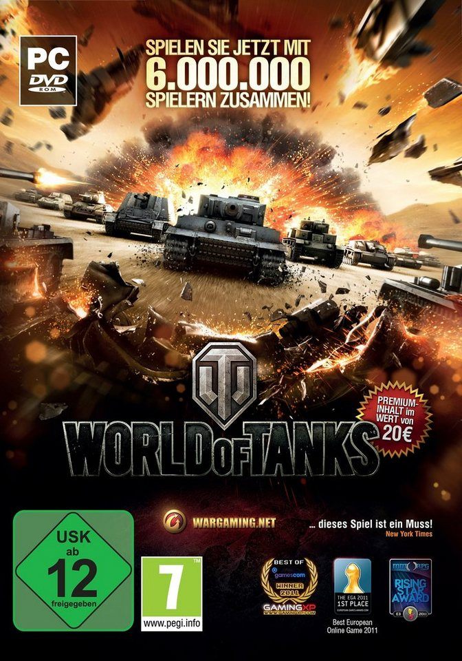 world of tanks spielen