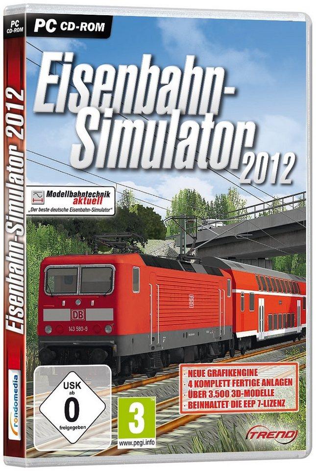 pc spiel eisenbahn simulator 2012 kaufen otto. Black Bedroom Furniture Sets. Home Design Ideas