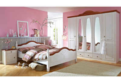 Charmant Schlafzimmer Set (4 Tlg.), Premium Collection By Home Affaire,