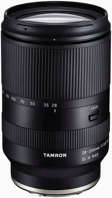 Objektive - Tamron »AF 28 200mm F 2.8 5.6 Di III RXD« Objektiv  - Onlineshop OTTO