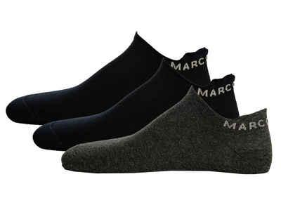 Marc O'Polo Kurzsocken »Herren Sneakersocken, 3er Pack - Kurzsocken,«